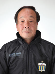 U-12監督 長町