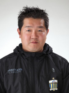 U-12 コーチ 安藤